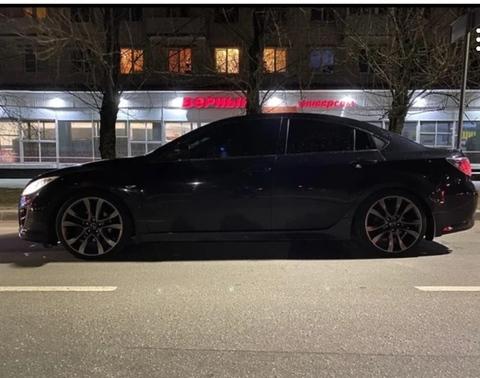 Mazda6 GH -30мм перед\зад
