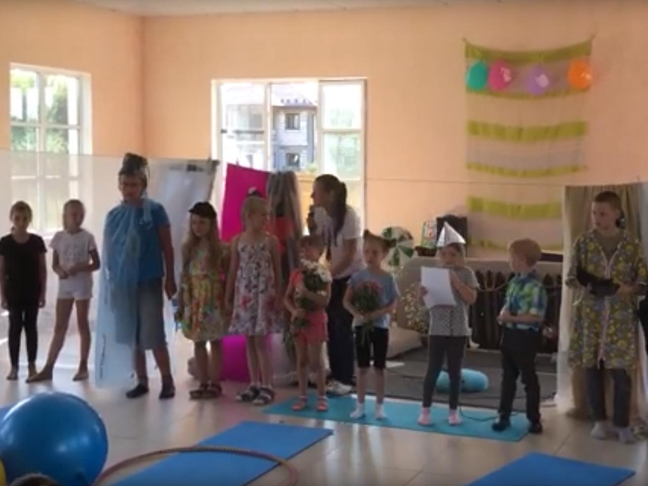 Детский спектакль «Волшебник Изумрудного города» в «Романовском Парке»