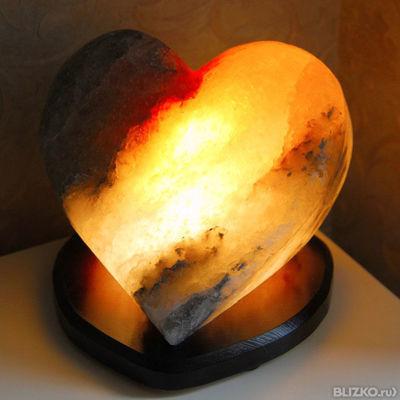 Солевая лампа для дома - цена и не вредно ли для детей.
