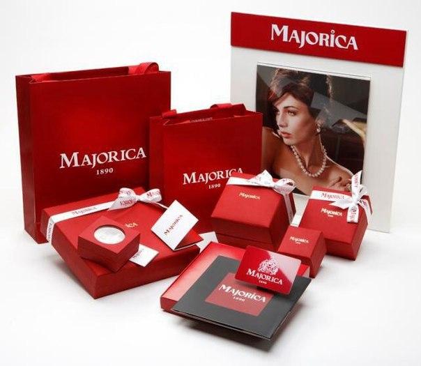 Вы хотите сделать подарок подруге? Подарите выбор - сертификат Majorica