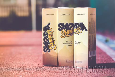 MAXWELL'S SHORIA | SUMMER EDITION