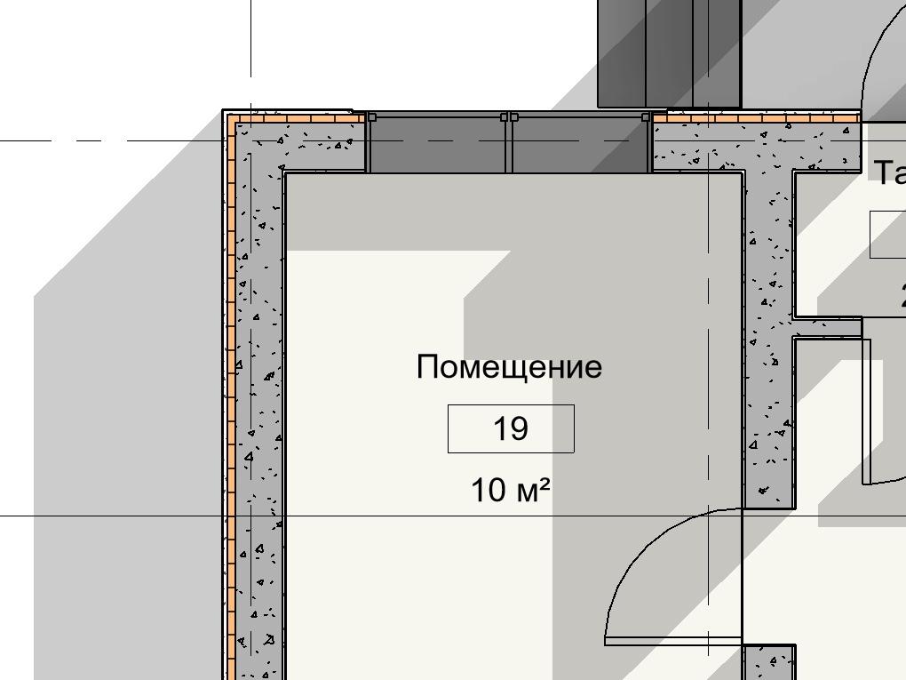 Конструкция наружной стены из газобетонных блоков