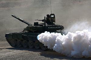 Танковый «Прорыв» ВДВ