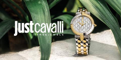 Яркие новинки Just Cavalli  поступили в продажу!