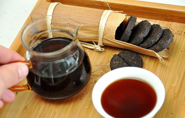 Удивительные свойства чая Пуэр.