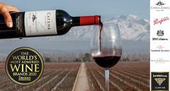 Catena Zapata #1 в списке Most Admired Wine Brands 2020
