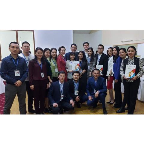 Состоялась Международная научно-практическая конференция «Молодой исследователь: вызовы и перспективы развития современной педиатрии и детской хирургии »