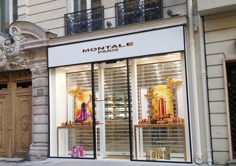 Montale открыл бутик в Париже!