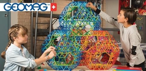 Конструктор Geomag