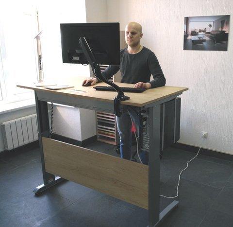6 советов тем, кто решил работать за компьютером стоя