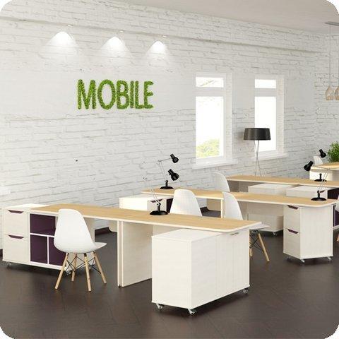 Выбор партнера для поставки офисной мебели!