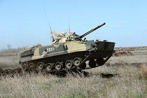 Посетителям выставки покажут боевой комплекс «Палантин»