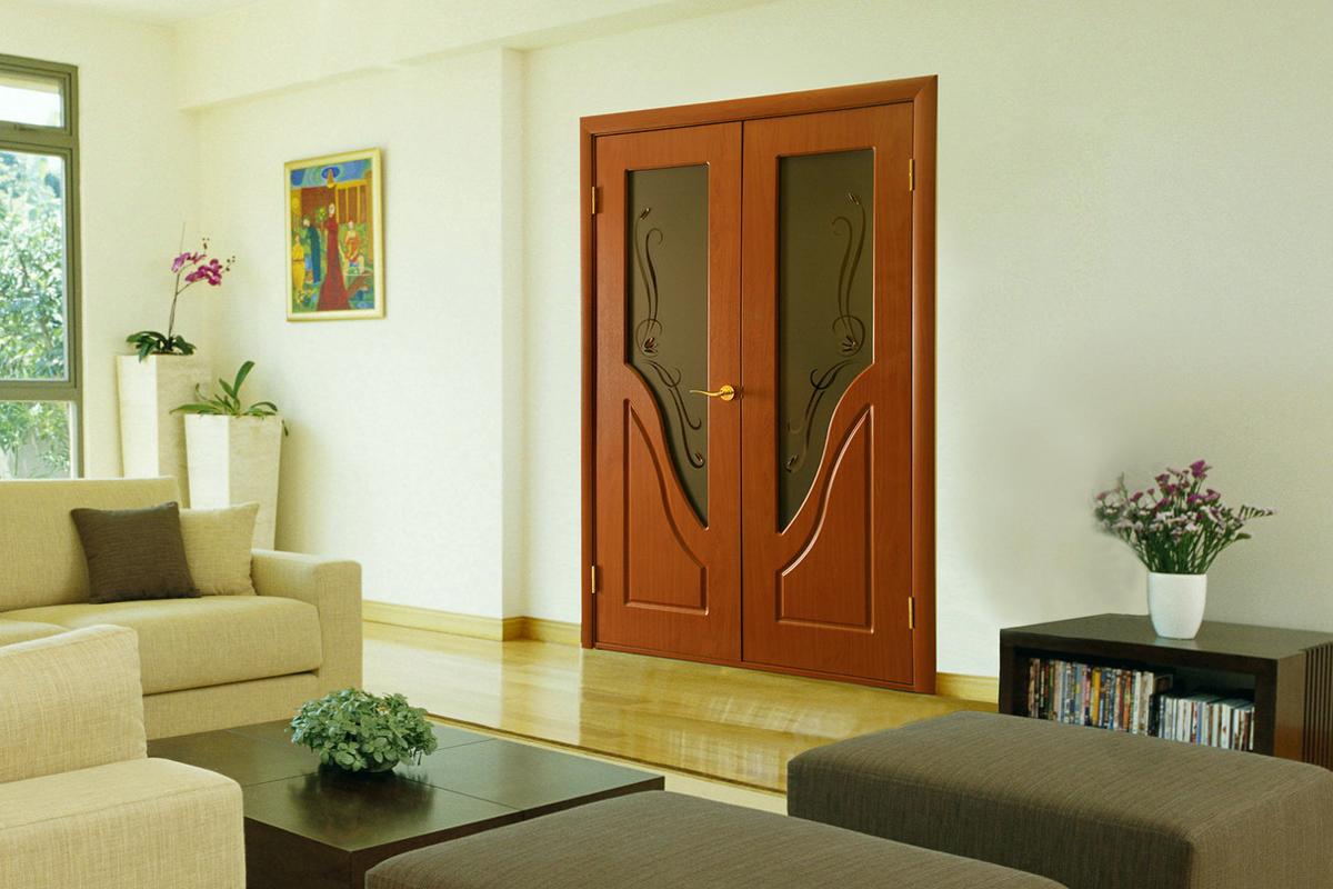 Межкомнатные двери ПВХ, что это!?