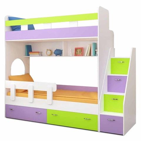 Больше места в комнате — за счет компактной и функциональной мебели