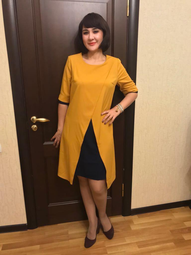 Отзыв о платье 4199