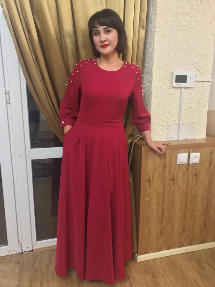 Отзыв о платье 4416