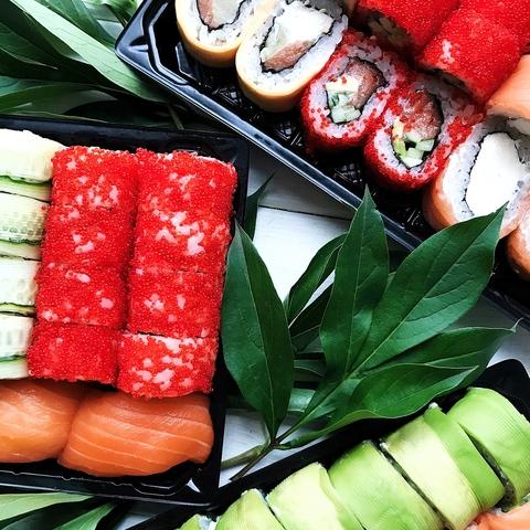 Масаго или тобико? Самые популярные виды икры в японской кухне