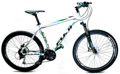 Новые велосипеды в разбор Fuji Nevada