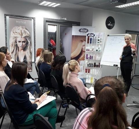 Бизнес-семинар от Lisap Milano