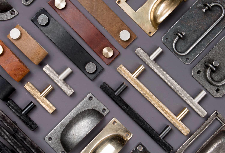 Основные разновидности мебельных ручек и их особенности