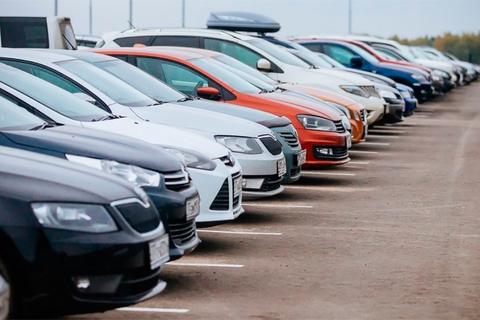 Более тысячи новых парковочных мест появится на рынке Садовод