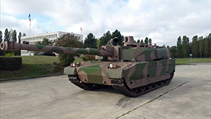 Европа вооружается: новая пушка для «Леклерк»