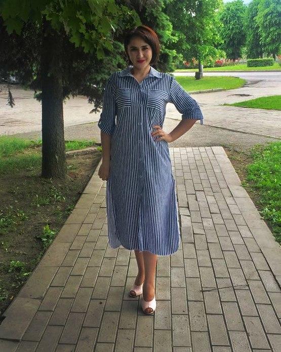 Отзыв о платье 4813
