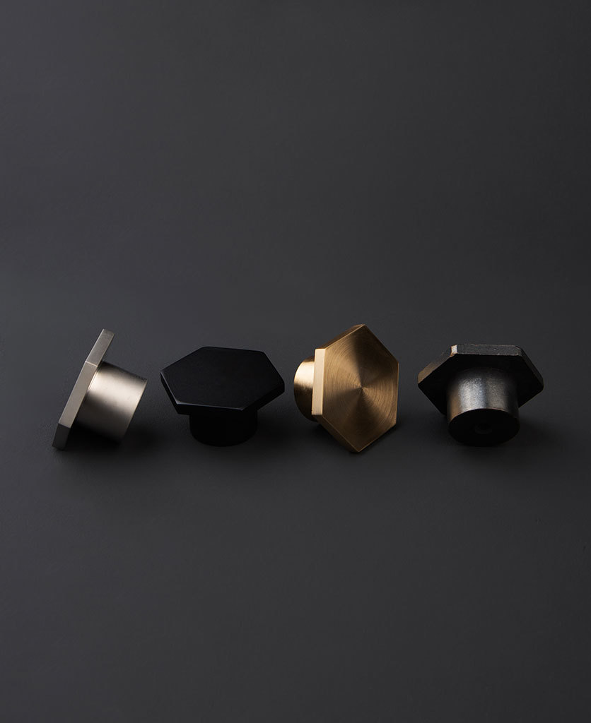 Ручка-кнопка: применение в разных стилях интерьера