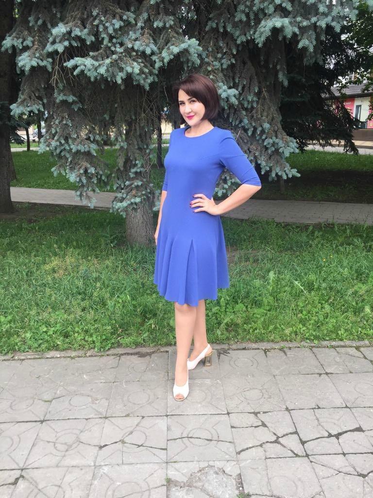 Отзыв о платье 4240