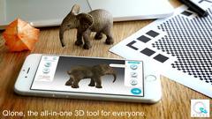 Qlone: 3D-сканирование для айфона