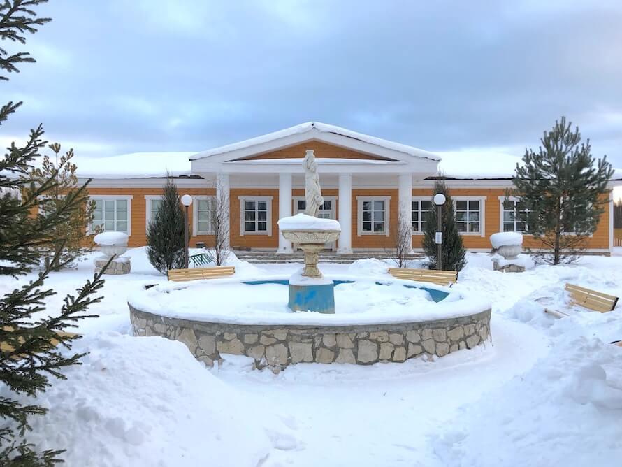 «Школа Искусства Маленьких Шагов» провела занятие в «Романовском Парке»