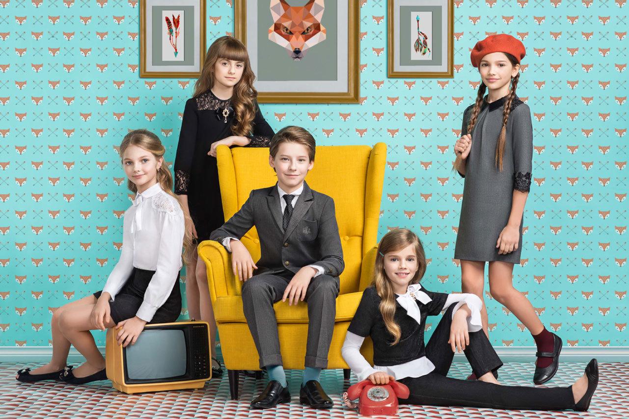 Здравствуй, Школа! Новая коллекция школьной одежды 2017-2018 г