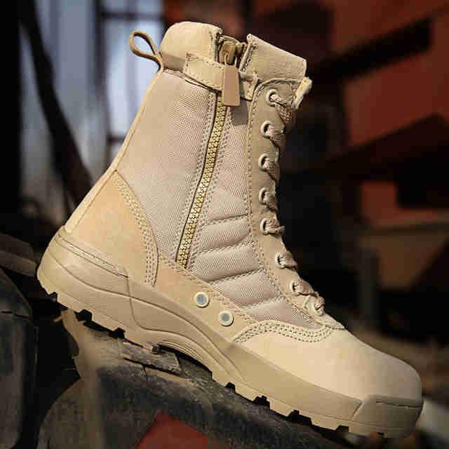 Как выбрать армейскую обувь?