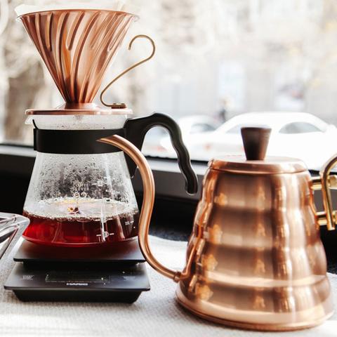 Как правильно заваривать кофе