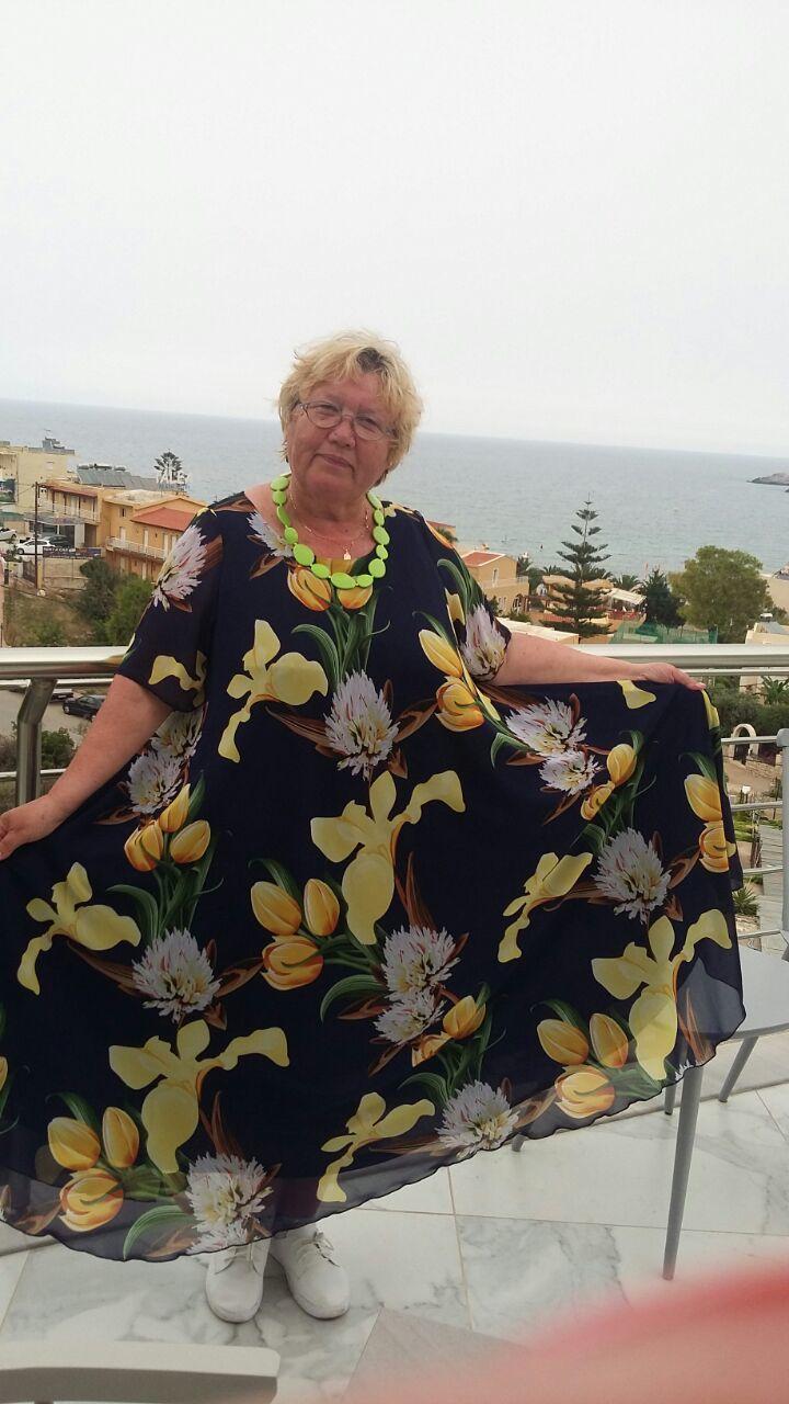 Отзыв о платье (нет на сайте 29)