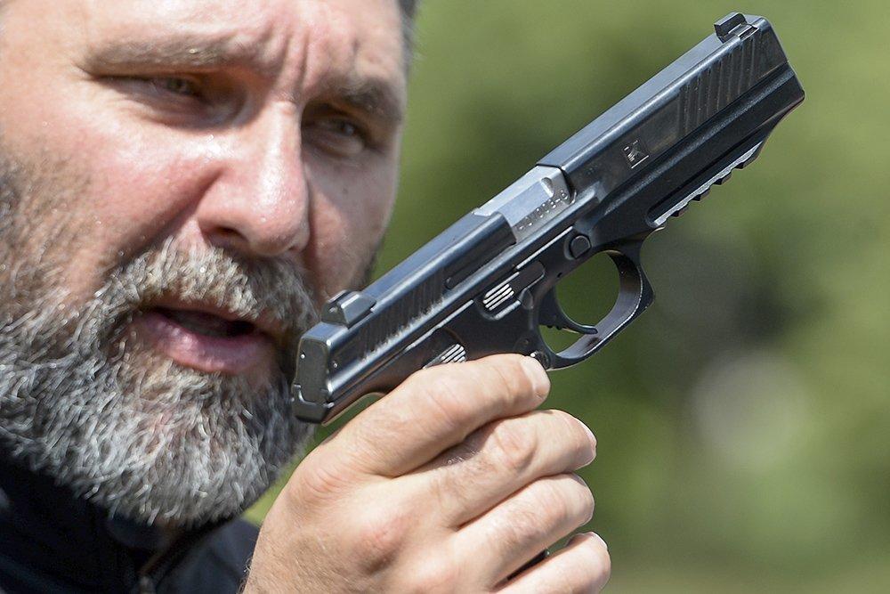 Пистолет Лебедева пришел на смену Макарову