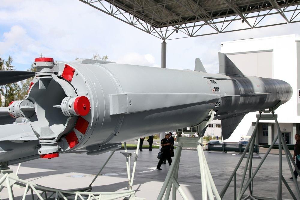 Увеличена дальность полета ракеты «Оникс»