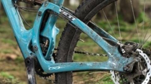 Типы велосипедной подвески