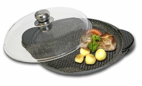 Рекомендации по использованию сковороды с антипригарным каменным покрытием