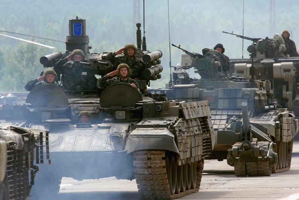 """Танковые атаки станут эффективнее с """"Терминатором"""""""