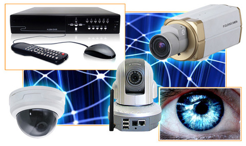 Система IP видеонаблюдения своими руками