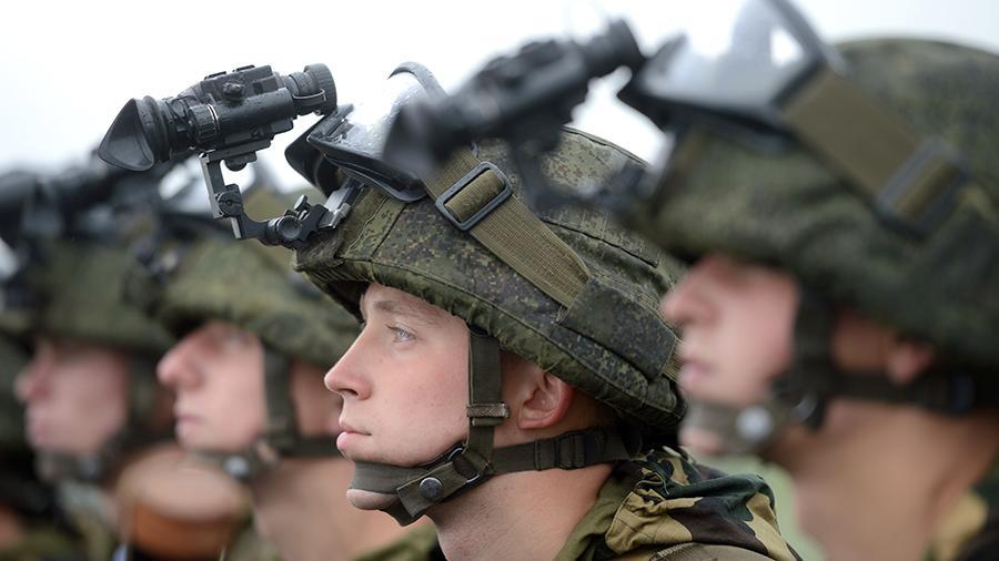 «Плащом-невидимкой» укроют солдат и технику