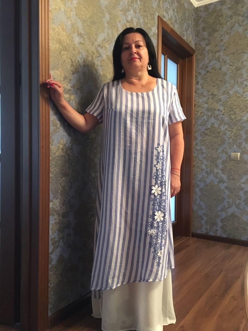 Отзыв о платье 4422