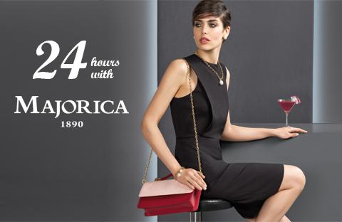 «24 часа с Majorica»