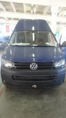 Установка лебедки на  Volkswagen Transporter