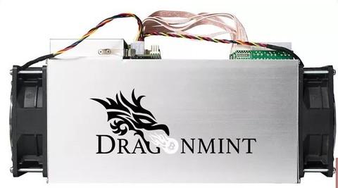 Dragonmint - новая установка для майнинга биткоинов
