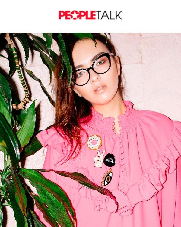 Очаровательная Лия Насырова в эксклюзивном интервью для People Talk