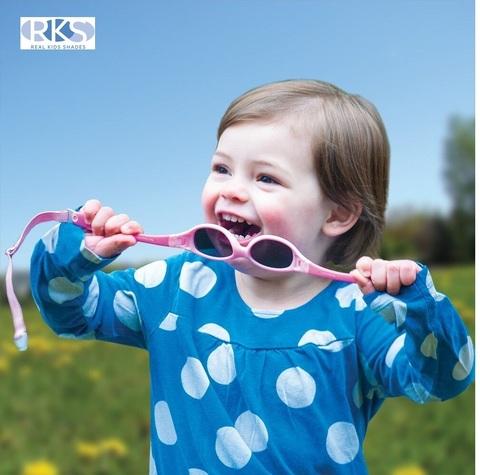 Большое поступление детских солнцезащитных очков REAL KIDS