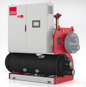 STULZ предложила рынку чиллеры холодопроизводительностью 1400 кВт