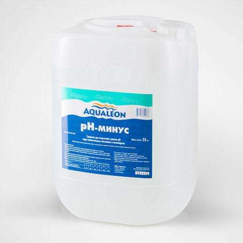 Средство для понижения уровня pH в бассейне